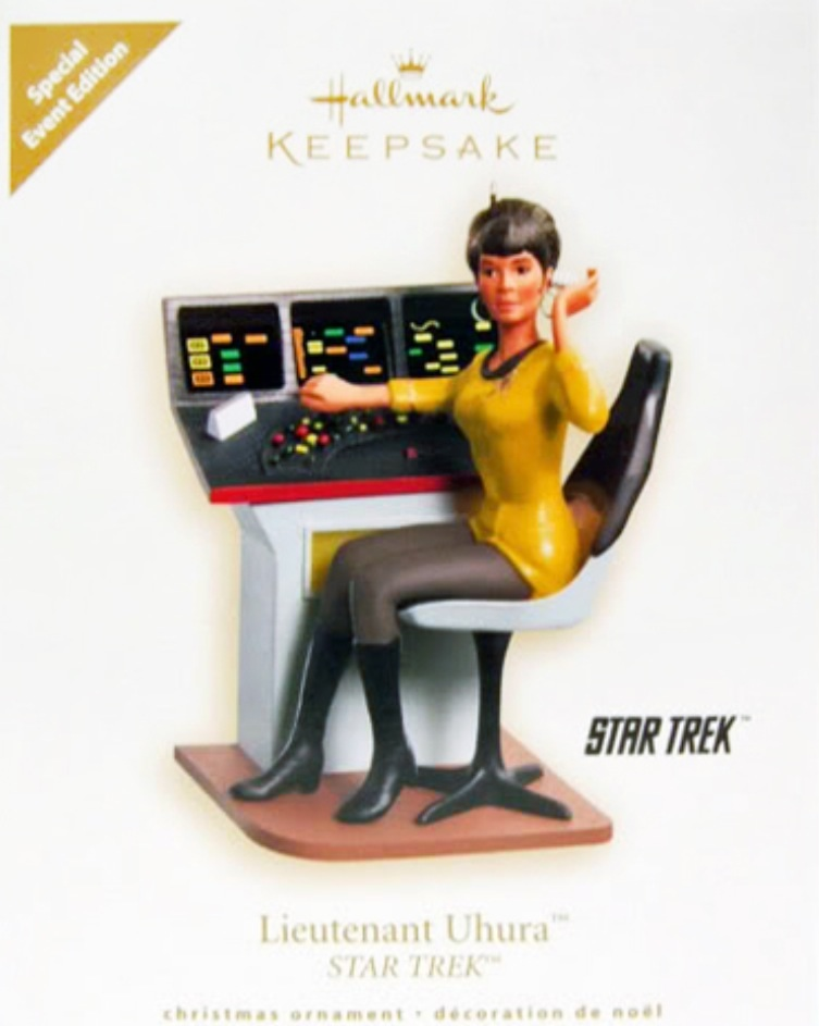 image - Hallmark Price Guides Hallmark Star Trek Ornaments